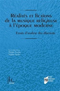 Réalités et fictions de la musique religieuse à l'époque moderne laflutedepan