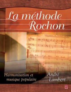 La méthode Rochon : harmonisation et musique populaire laflutedepan