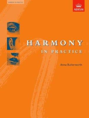 Harmony in pratice - Anna BUTTERWORTH - Livre - laflutedepan.com