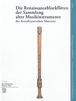 Die Renaissanceblockflöten der Sammlung alter Musikinstrumente - laflutedepan.com