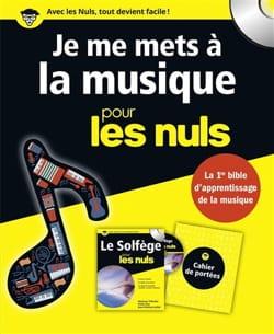 PILHOFER Michael / DAY Holly - Je me mets à la musique pour les nuls - Livre - di-arezzo.fr