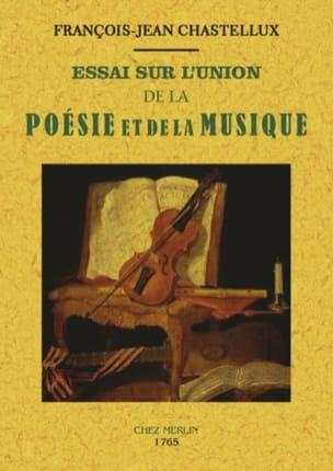 Essai sur l'union de la poésie et de la musique laflutedepan