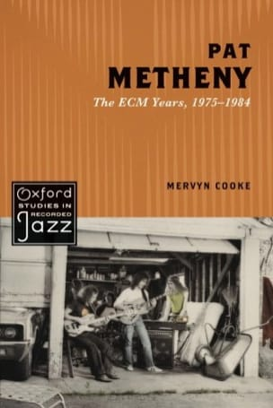 Pat Metheny Mervyn COOKE Livre Les Oeuvres - laflutedepan