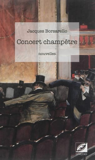 Jacques BORSARELLO - Country Concert - Book - di-arezzo.co.uk