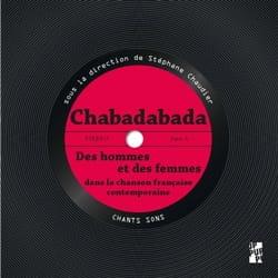 Chabadabada - CHAUDIER Stéphane (dir.) - Livre - laflutedepan.com