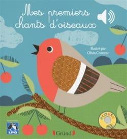 Ligue pour la protection des oiseaux de France - Mes premiers chants d'oiseaux - Livre - di-arezzo.fr
