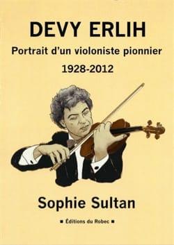 Devy Erlih : portrait d'un violoniste pionnier (1928-2012) laflutedepan