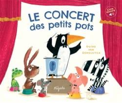 Le concert des petits pots - VAN GENECHTEN Guido - laflutedepan.com