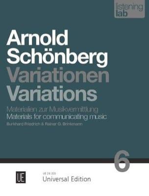 Arnold Schoenberg - Variations, op. 31 - laflutedepan.com