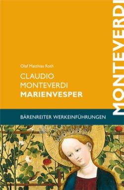 ROTH Olaf Matthias - Claudio Monteverdi - Mariensvesper - Livre - di-arezzo.ch