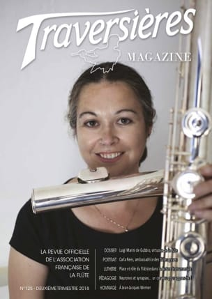 Revue - Traversières Magazine, n° 125 - Livre - di-arezzo.fr