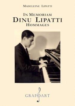 In memoriam : Dinu Lipati, hommages - laflutedepan.com