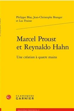Marcel Proust et Reynaldo Hahn : une création à quatre mains laflutedepan