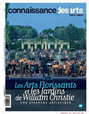 Les Arts florissants et les jardins de William Christie - laflutedepan.com