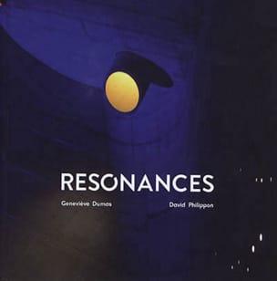 Résonances - DUMAS Geneviève / PHILIPPON David - laflutedepan.com