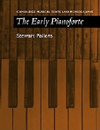 The early pianoforte Stewart POLLENS Livre laflutedepan