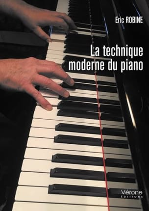 La technique moderne du piano Éric ROBINE Livre laflutedepan