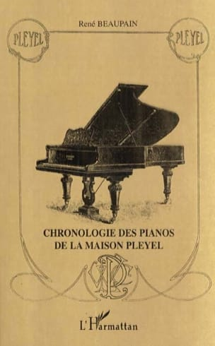 Chronologie des pianos de la Maison Pleyel René BEAUPAIN laflutedepan