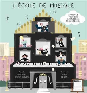 L'école de musique - BOWEN Meurig / BOWEN Rachel - laflutedepan.com