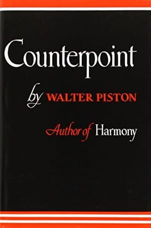 Walter PISTON - Counterpoint - Book - di-arezzo.com