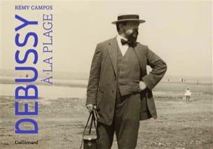 Debussy à la plage - Rémy CAMPOS - Livre - laflutedepan.com