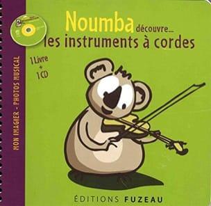 Noumba découvre... les instruments à cordes - laflutedepan.com