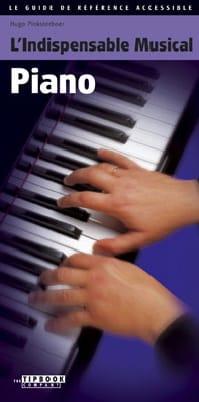 L'indispensable musical - Piano - Hugo PINKSTERBOER - laflutedepan.com