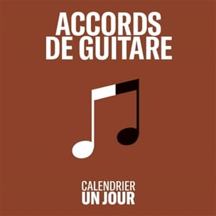 Accords de guitare Divers Livre Les Instruments - laflutedepan