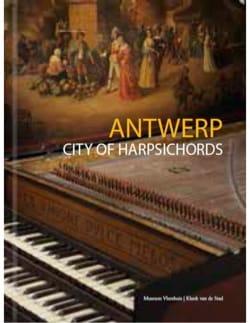 Antwerp, city of harpsichords - Vleeshuis Musée - laflutedepan.com