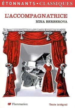 BERBEROVA Nina Nikolaïevna - L'accompagnatrice - Livre - di-arezzo.fr