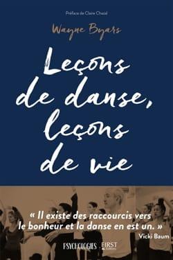 Leçons de danse, leçons de vie Wayne BYARS Livre laflutedepan
