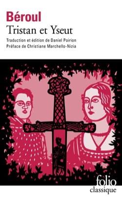 Tristan et Yseut BEROUL Livre Les Arts - laflutedepan