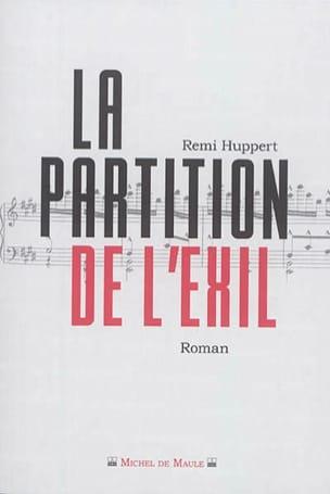 Rémi HUPPERT - La partition de l'exil - Livre - di-arezzo.fr