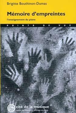 Brigitte BOUTHINION-DUMAS - Fingerprint memory: piano teaching - Book - di-arezzo.co.uk