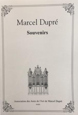 Souvenirs - DUPRÉ - Livre - Les Instruments - laflutedepan.com