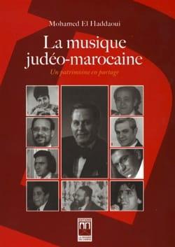 La musique judéo-marocaine : un patrimoine en partage : essai - laflutedepan.com