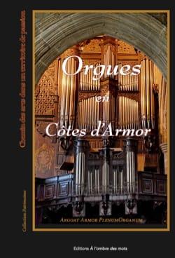 Orgues en Côtes d'Armor Argoat Armor Plenum Organum Livre laflutedepan