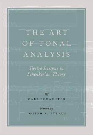 The art of tonal analysis - Joseph STRAUS - Livre - laflutedepan.com