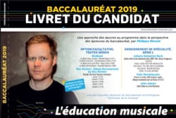 Revue - Music Education - Bachelor's degree 2019 - Candidate's Booklet - Book - di-arezzo.com