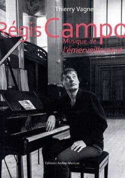 Régis Campo - Musique de l'émerveillement - laflutedepan.com