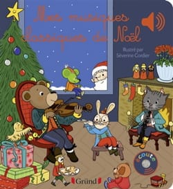 Émilie COLLET - My classic Christmas music - Book - di-arezzo.co.uk
