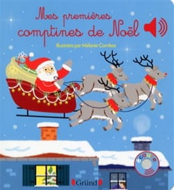 Mélanie COMBES - My first Christmas nursery rhymes - Book - di-arezzo.com