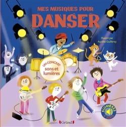 Mes musiques pour danser - Aurélie GUILLEREY - laflutedepan.com