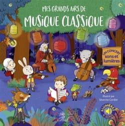 Séverine CORDIER - Mes grands airs de musique classique - Livre - di-arezzo.fr