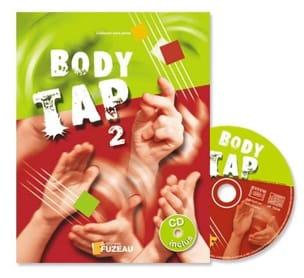 Body Tap 2 - SAINT-JAMES Guillaume - Livre - laflutedepan.com