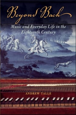 Andrew TALLE - Beyond Bach - Livre - di-arezzo.fr