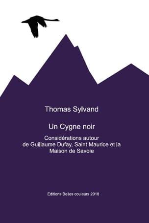 Un cygne noir - Thomas SYLVAND - Livre - Les Hommes - laflutedepan.com