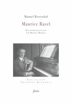 Ravel : souvenirs de Manuel Rosenthal laflutedepan