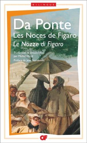 3 livrets pour Mozart - Les noces de Figaro - laflutedepan.com