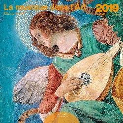 La musique dans l'art - 2019 Calendrier Livre Les Arts - laflutedepan